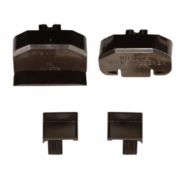 Endura Ultimate Veneer Astragal Trim Cap and Spacer Kit