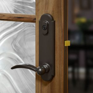 Trilennium® Pinnacle Multi-Point Handset Door Handle