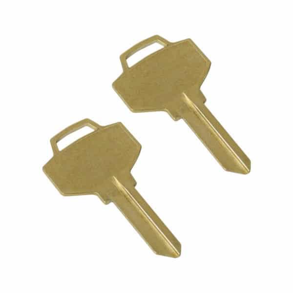 SmartKey® Blank Keys Lock Parts