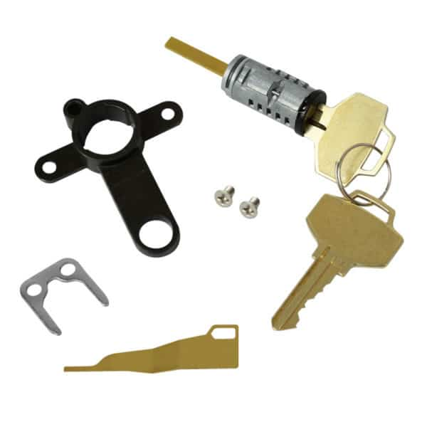 SmartKey® Key Cylinder Retrofit Kit for Trilennium® Handsets