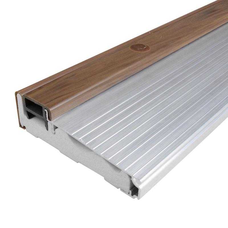 Endura z series adjustable inswing cap sill betterdoor - Adjustable exterior door threshold ...